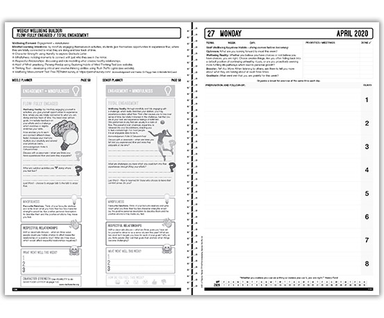 Teacher Planner – Day to Page