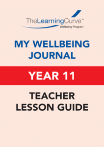 Teacher Lesson Guide – 2021 My Wellbeing Journal 11