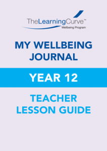 Teacher Lesson Guide – 2021 My Wellbeing Journal 12