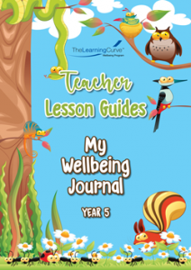 Teacher Lesson Guide – 2021 My Wellbeing Journal 5