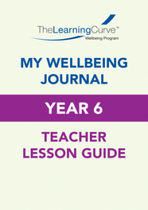 Teacher Lesson Guide – My Wellbeing Journal 6