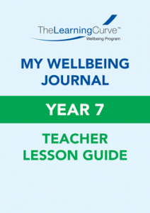 Teacher Lesson Guide – 2021 My Wellbeing Journal 7