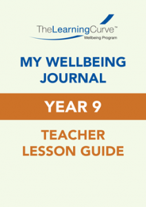 Teacher Lesson Guide – My Wellbeing Journal 9