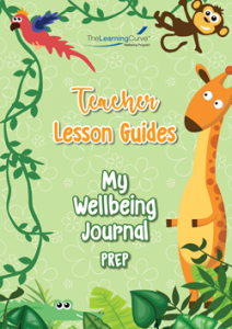 Teacher Lesson Guide – 2021 My Wellbeing Journal Prep