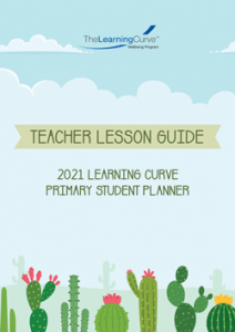 Teacher Lesson Guide – 2021 Learning Curve Primary Student Planner