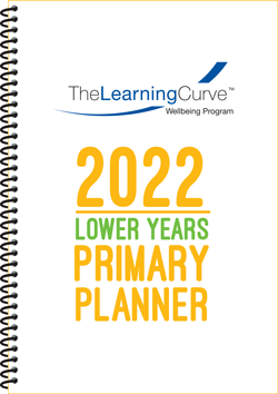 2022 Learning Curve Lower Years Primary Planner