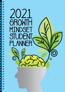 Growth Mindset Student Planner
