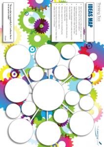 Thinking Tool Ideas Map