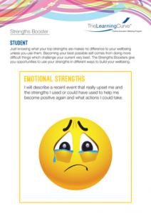 Strengths Booster Emotional Strengths