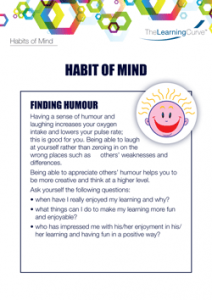 Habit of Mind Finding Humour
