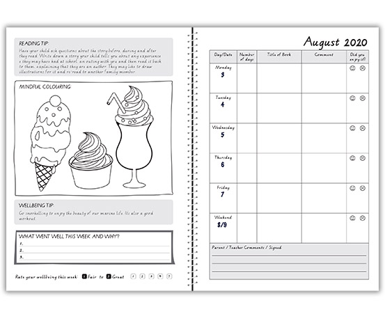 Early Years Planner – example C